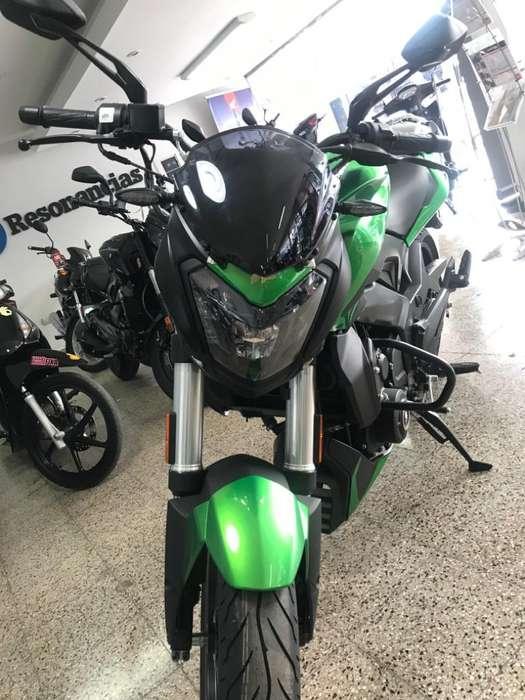 Nueva Moto Bajaj Dominar 400 Plan Nacional 12 Sin Interes!!