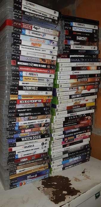 Juegos Ps3 Y Xbox 360 Baratos