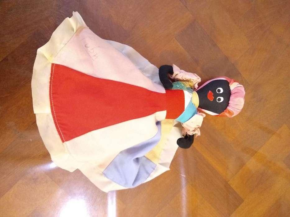 Muñeca Doble de Trapo
