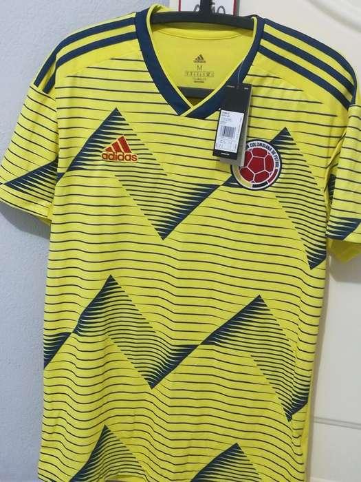 Vendo Camiseta Selección Colombia