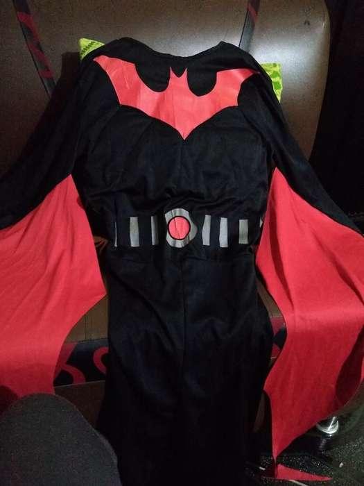 Disfraz de Batman Niño de 7a8 Años