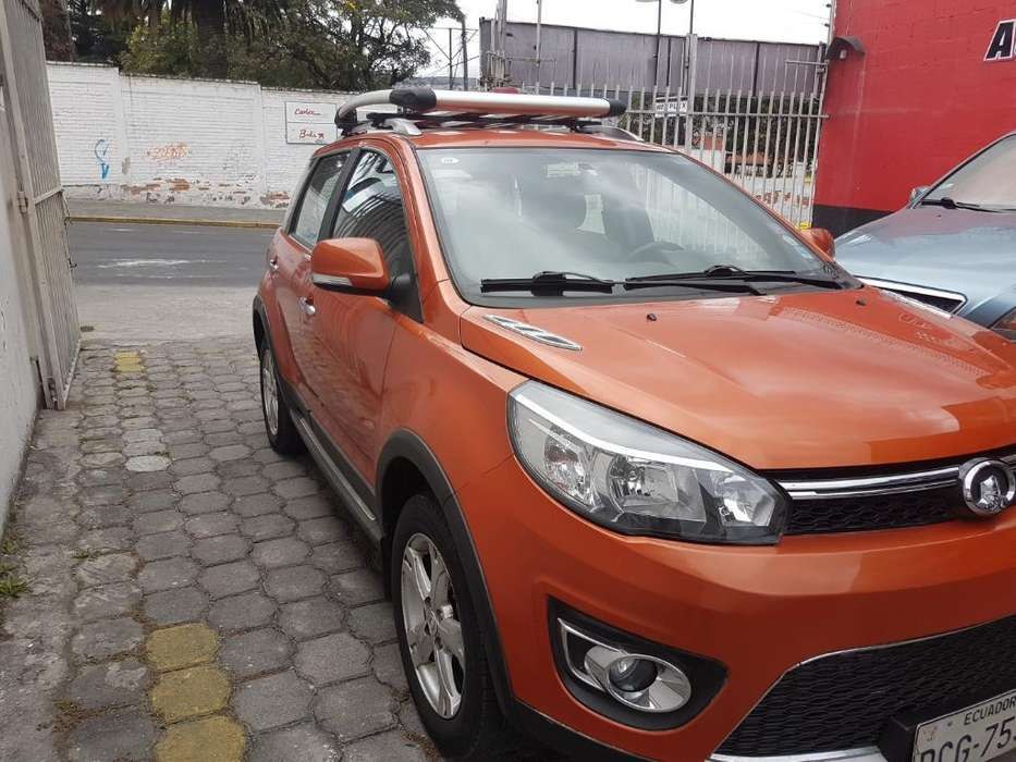 Great Wall M4 2014 - 66500 km