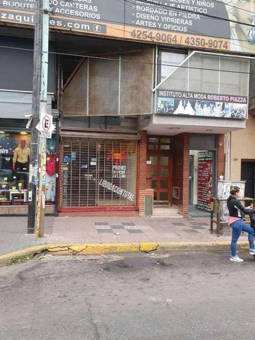 ALQUILER LOCAL MORENO CASI RIVADAVIA 3 X 8 DEPOSITO 32.000