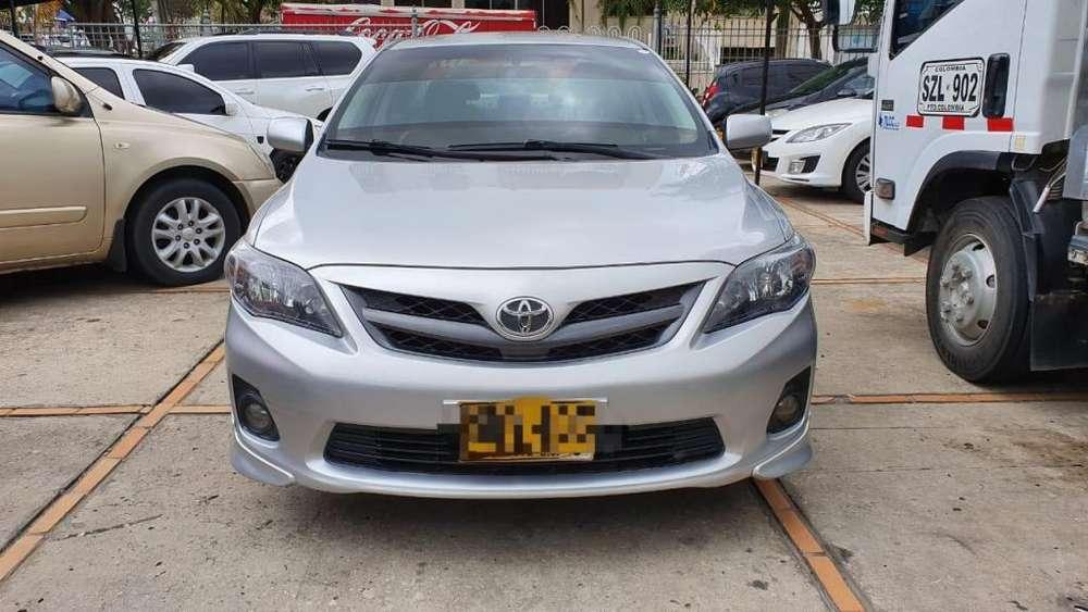 Toyota Corolla 2013 - 80000 km