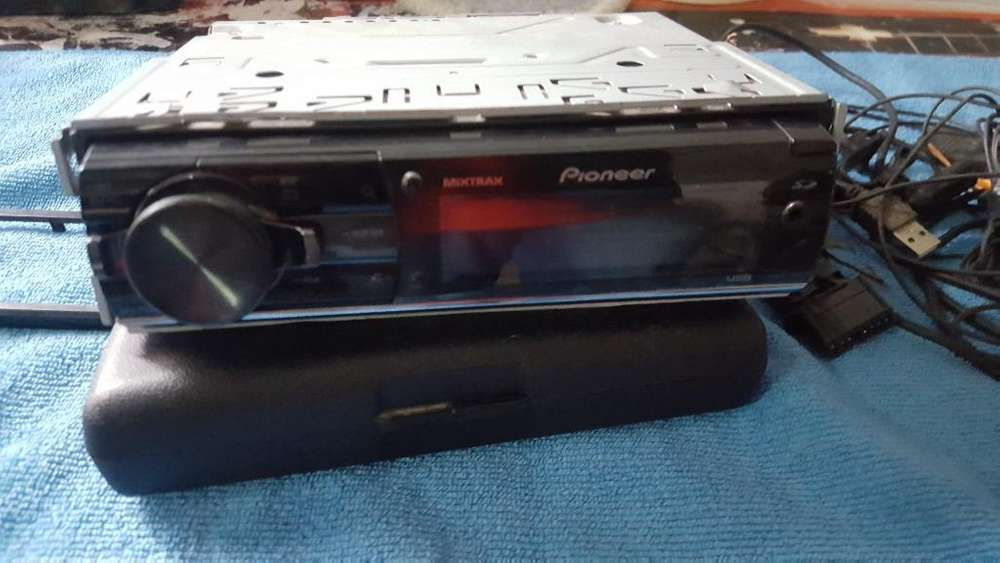 Pionner Mixtrax Deh X9550bt