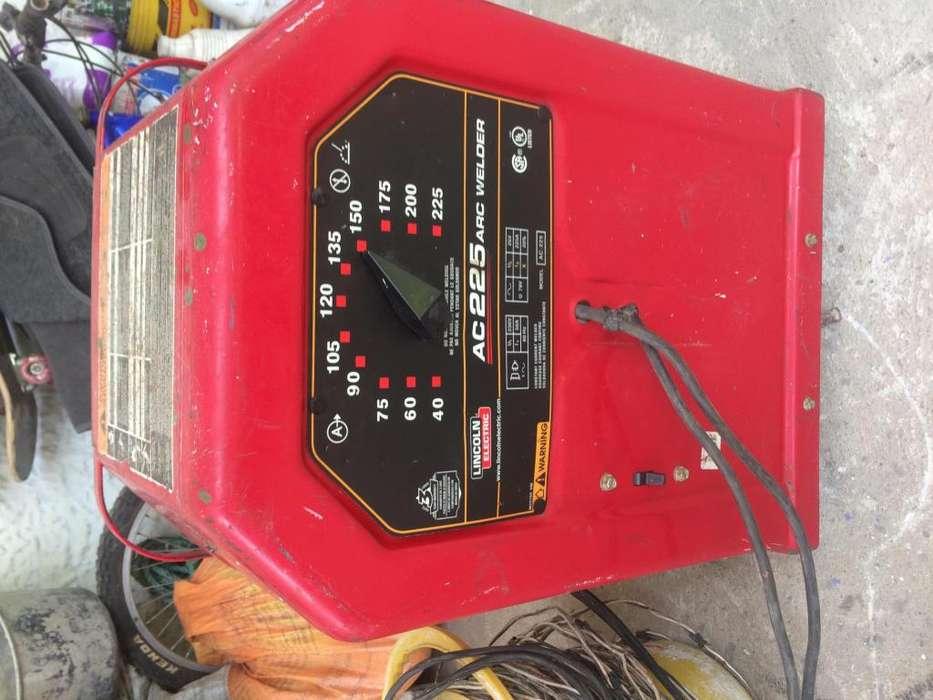 soldador electrico lincol