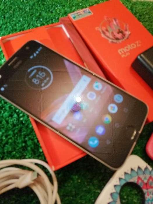 Motorola Z2 Play Impecable Libre en Caja