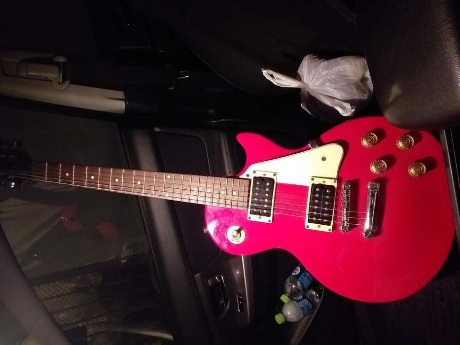 <strong>guitarra</strong> Elctrica Epiphone Les Paul 100