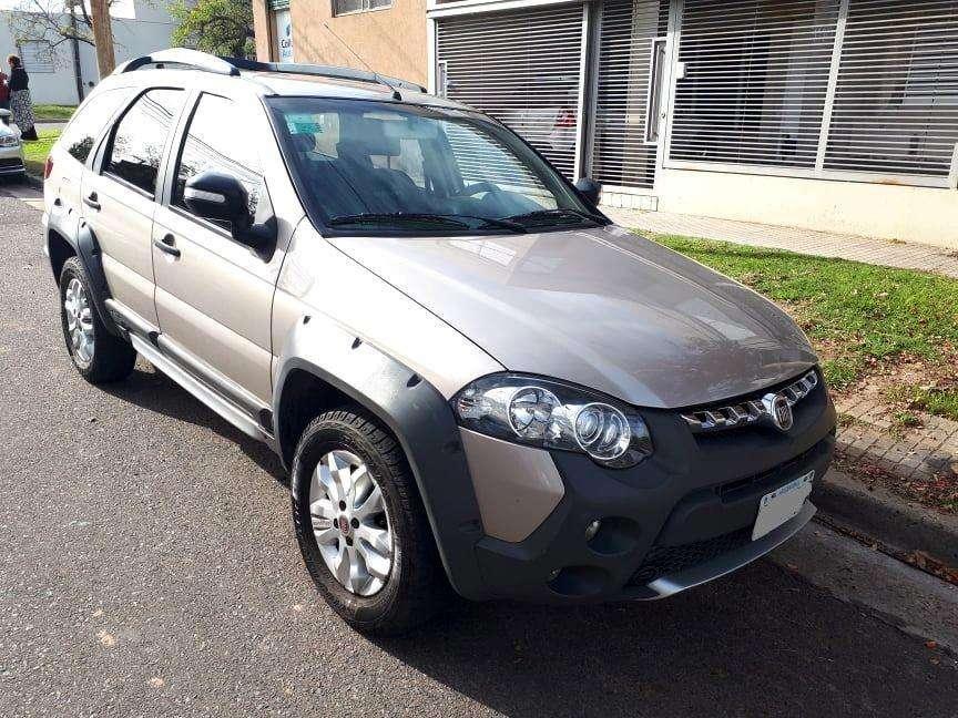Fiat Palio Adventure 2013 - 88700 km
