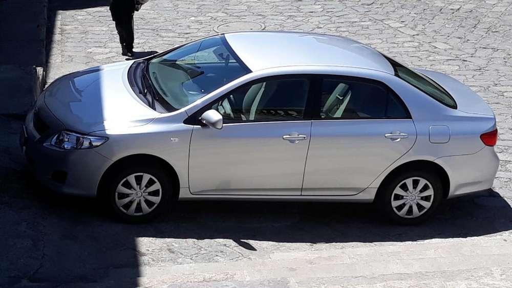 Toyota Corolla 2009 - 0 km