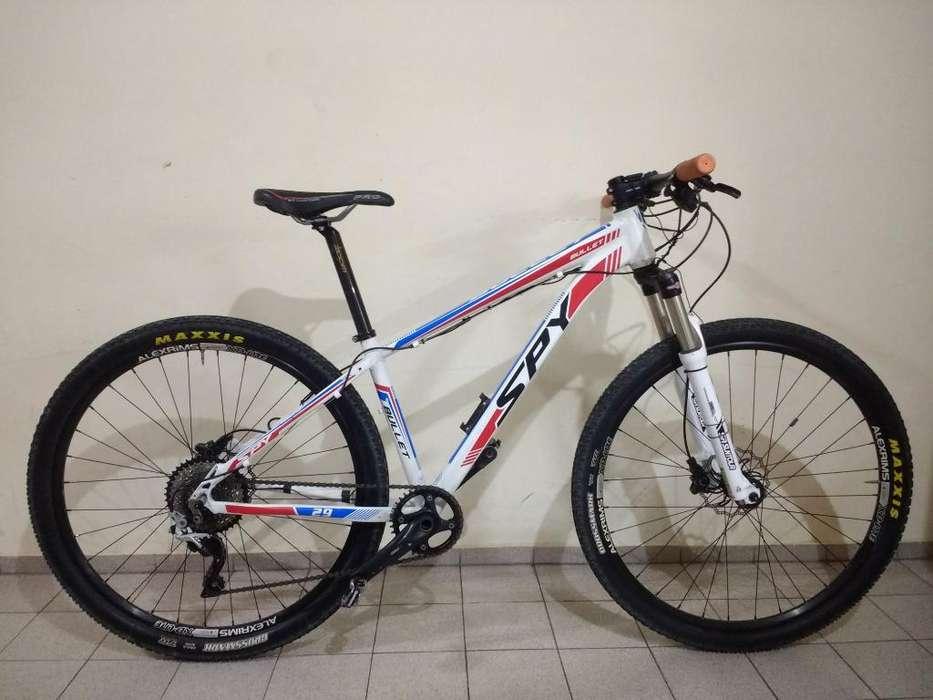 Vendo Bicicleta 29 Talle S