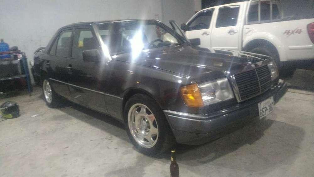 Mercedes-Benz 230E 1987 - 147000 km