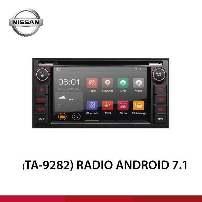 RADIO ANDROID 7.1 NISSAN SENTRA