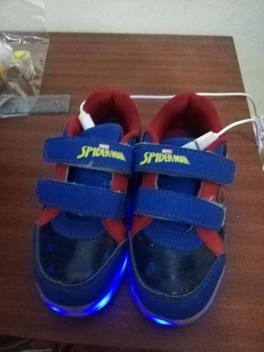 Zapatillas con Luces Bubble Gummers