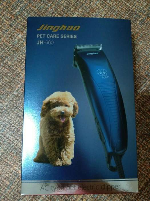 Máquina de Cortar Pelo para Perros