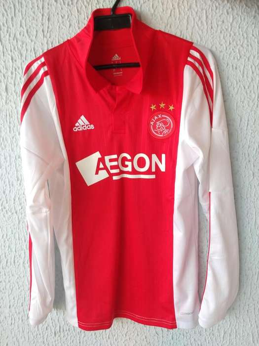 Camiseta Ajax Holanda Gangazo