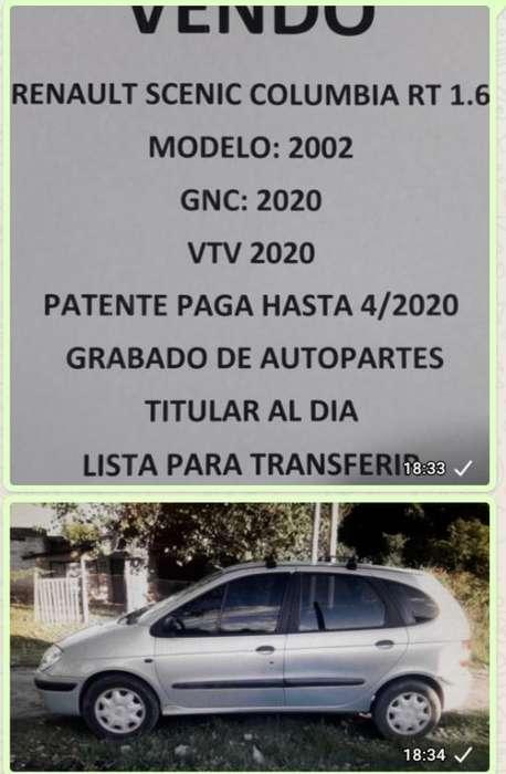 Renault Scenic II 2002 - 175000 km