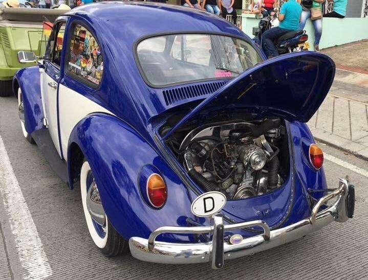 Volkswagen Escarabajo 1966 - 92076 km