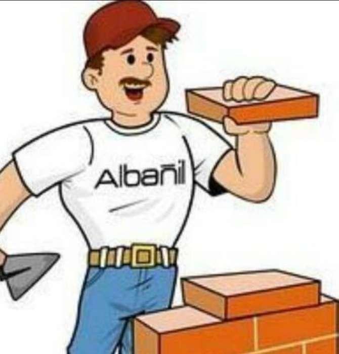 Trabajo de Albañilería en General