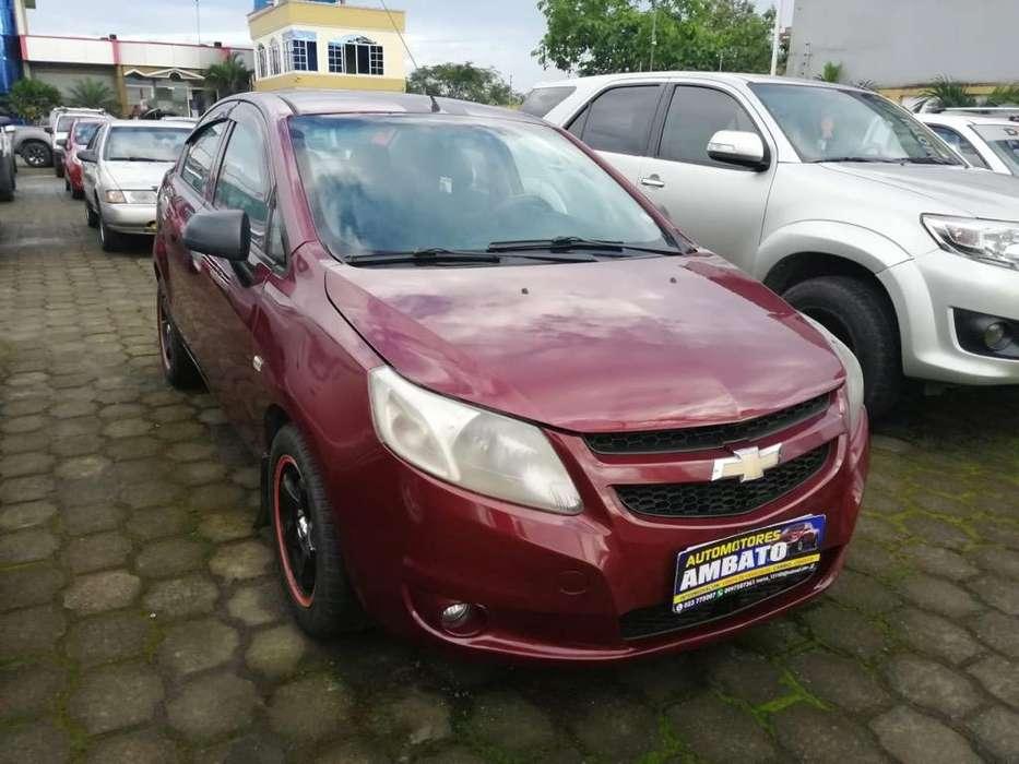 Chevrolet Sail 2013 - 120000 km