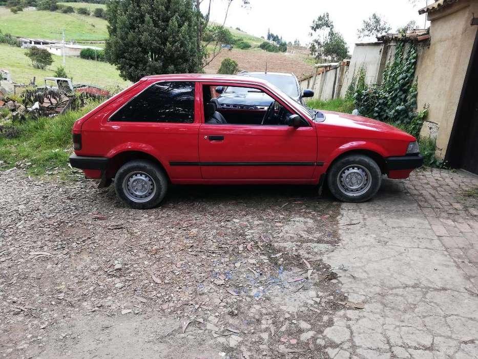 Mazda 323 1994 - 600000 km
