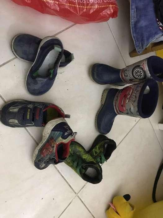 Vendo Lote de Zapatos
