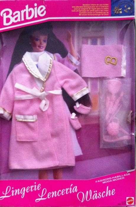 Juguetes Barbie Combo de Artículos