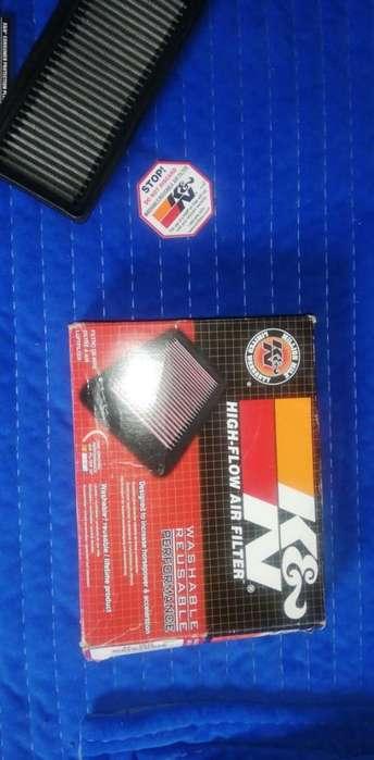 Filtro de Aire K & N para Ns 200