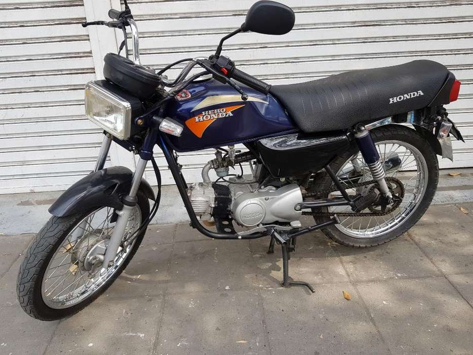 Honda Eco Mas Modelo 2005 Papeles Nuevos