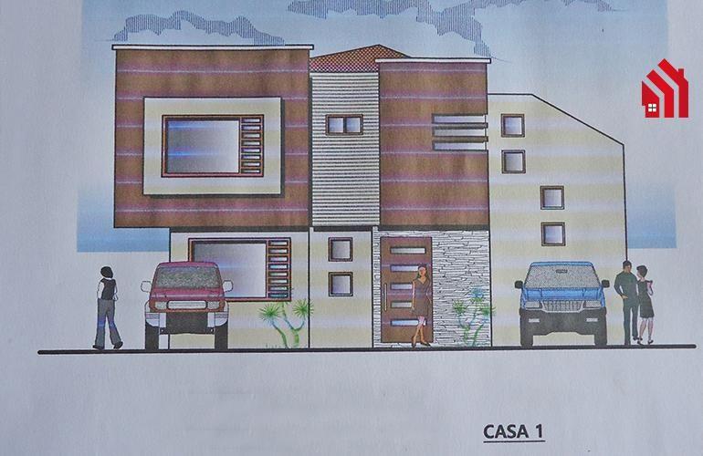 """P1190  Casas en Cuenca a la Venta por Estrenar  Sector """"Ricaurte  DE 87.000 y 95.000"""