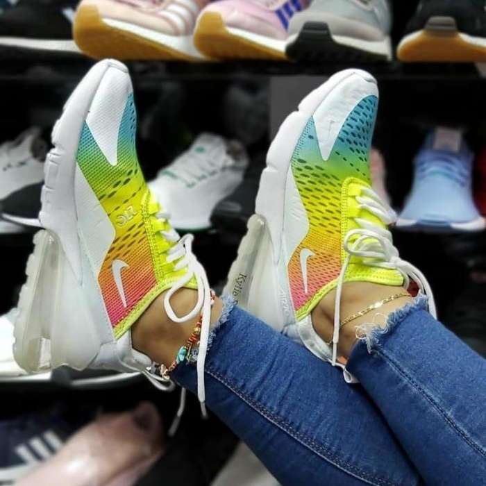 Tennis Nike Air 270 Dama