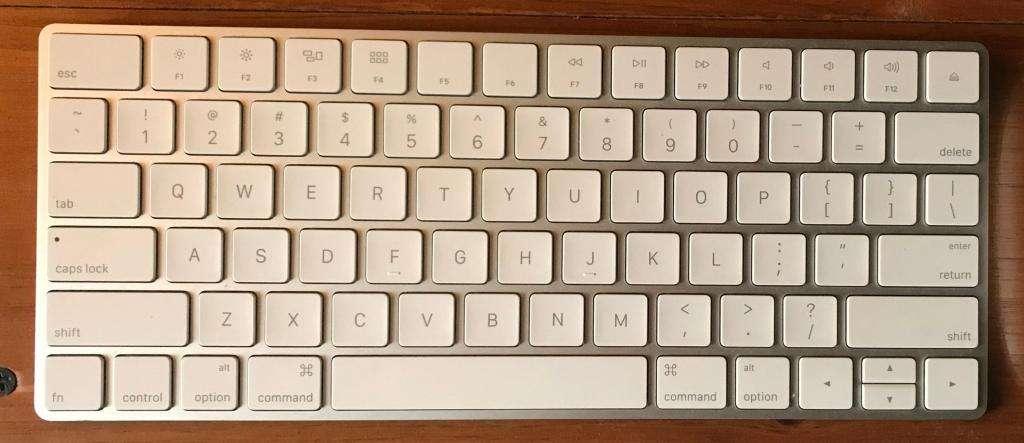 Apple Magic Mouse - Teclado Magic Keyboard Apple Originales
