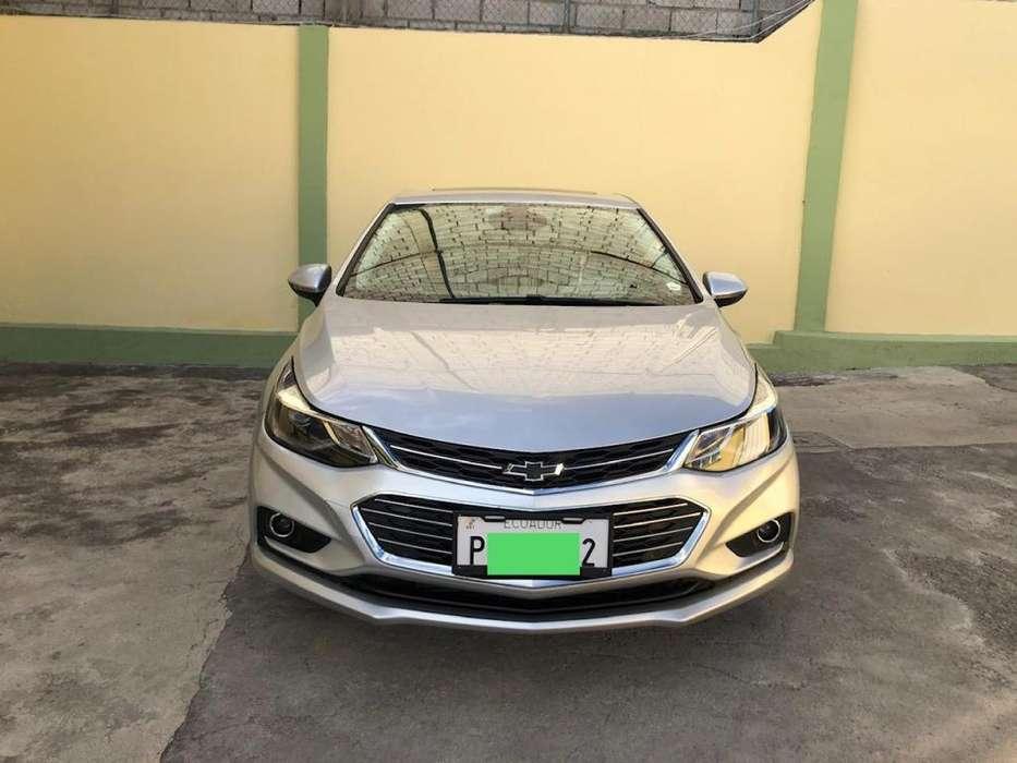 Chevrolet Cruze 2017 - 51500 km