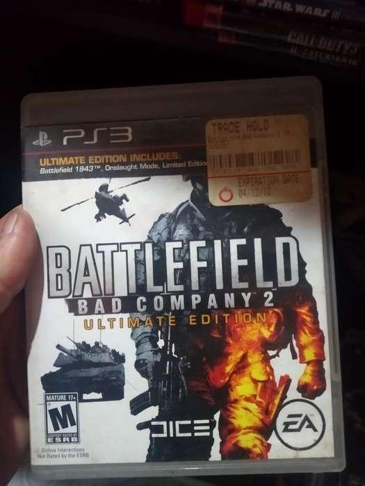 Battlefield Play 3 Ps3