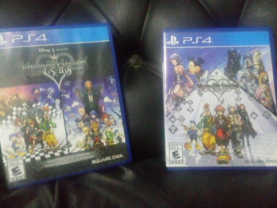 Kingdom Hearts Fisico Ps4