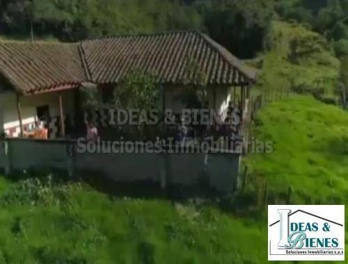 Finca Agroindustrial En Venta Belmira Antioquía: Código 875690