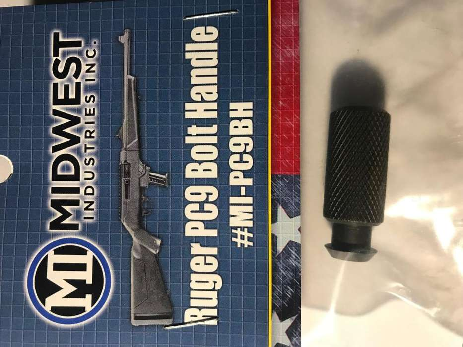Palanca extendida carabina PC 9 Ruger de Midwest Industries