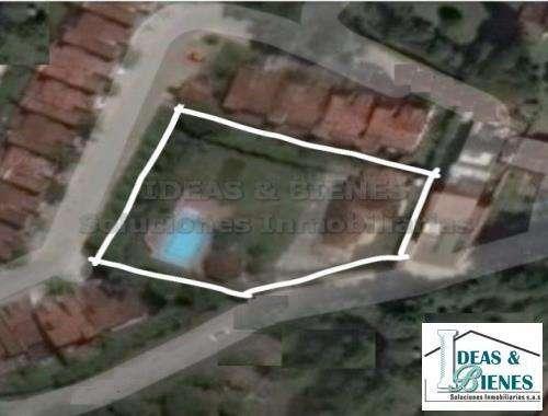Casa Lote En Venta Poblado Sector San Lucas: Código 805669