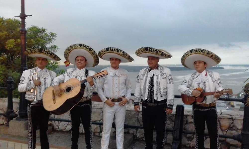 Sol Azteca Mariachis Guayaquil Serenatas O99396I3O6 *Cantándole al Amor*