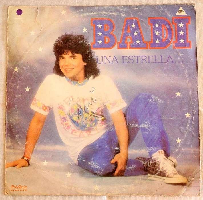 disco vinilo Badi una estrella