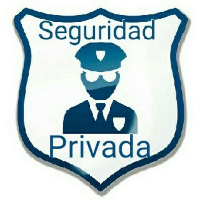 Servicio Seguridad Privada
