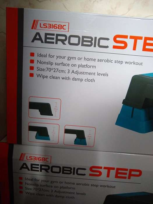 Vendo 2 Step Nuevos sin Uso
