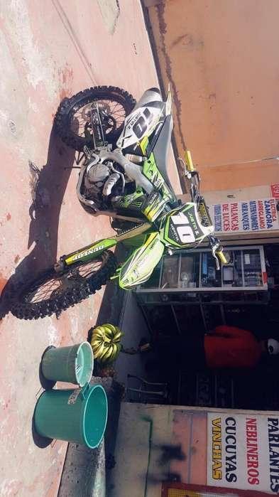 Vendo Kawasaki 250cc