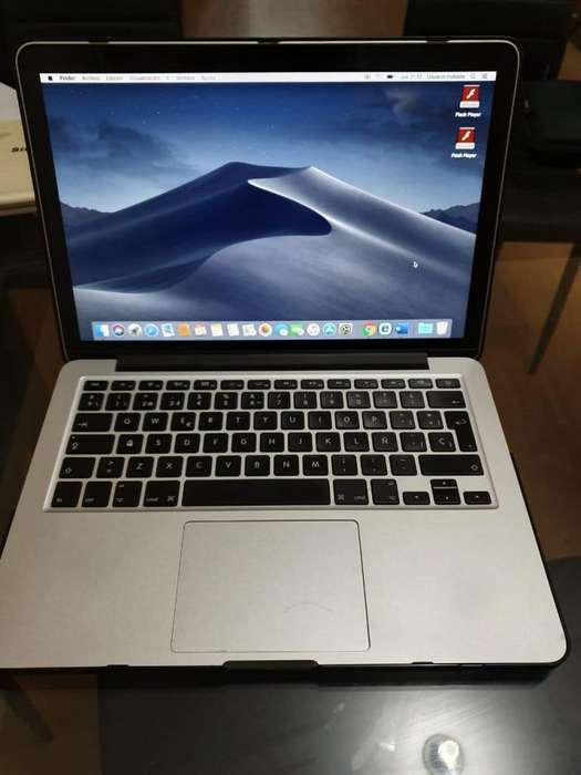 Macbook Pro Retina Display.
