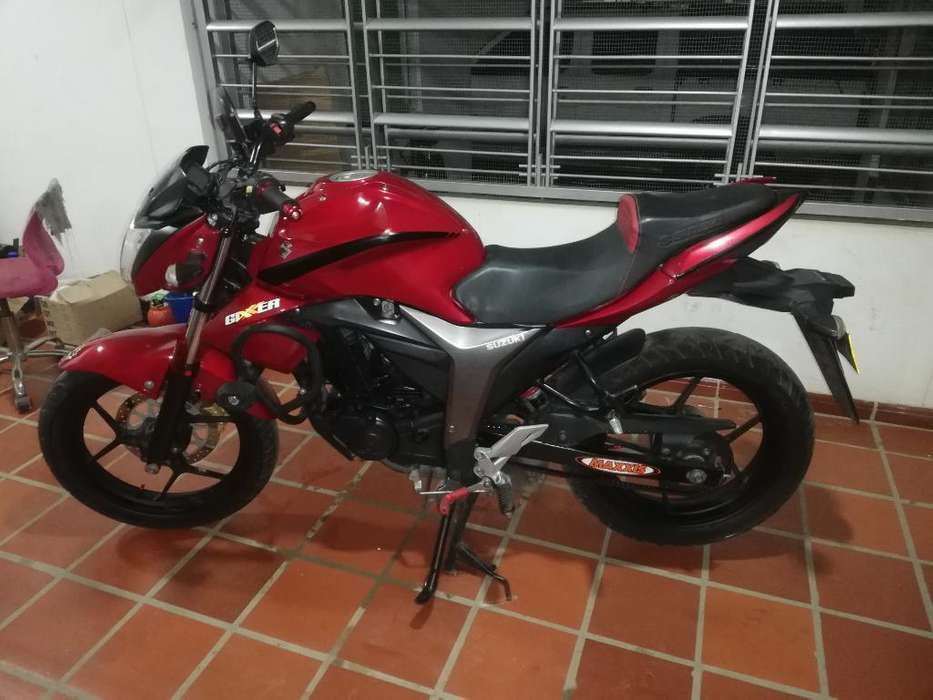 Suzuki Gixxer 150 Al Día hasta Febrero