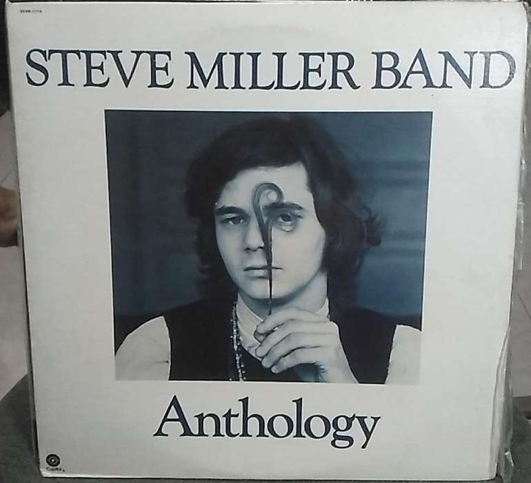 Antologia de STEVE MILLER BAND 1972, álbum de 2 Long Plays Vinilos Made in USA más folleto o inserto de 8 páginas