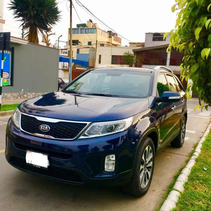 Kia All New Sorento 2013 - 80000 km