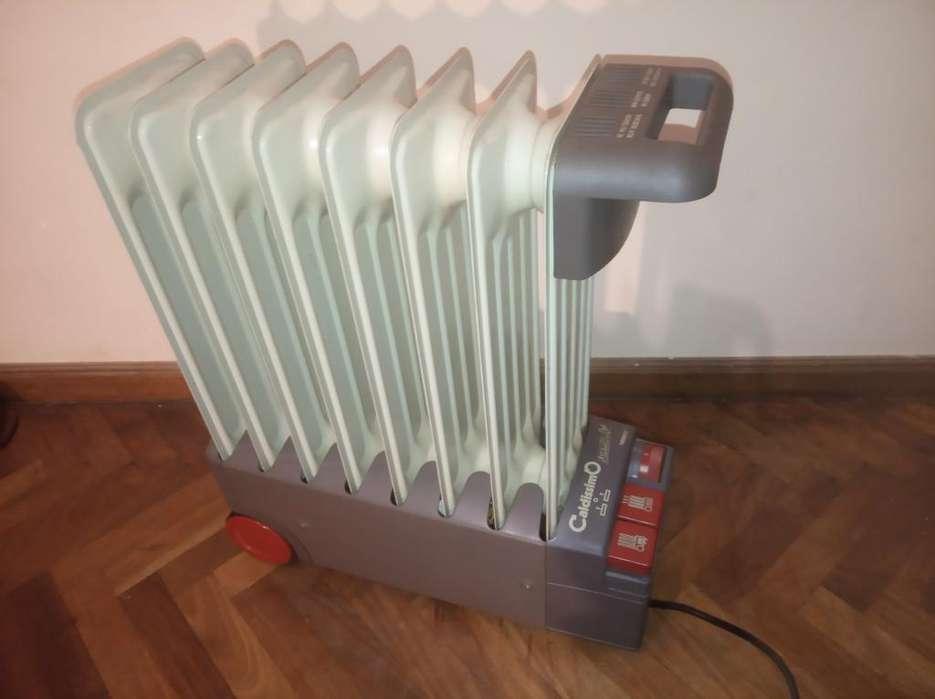Radiador Eléctrico Italiano Delongni