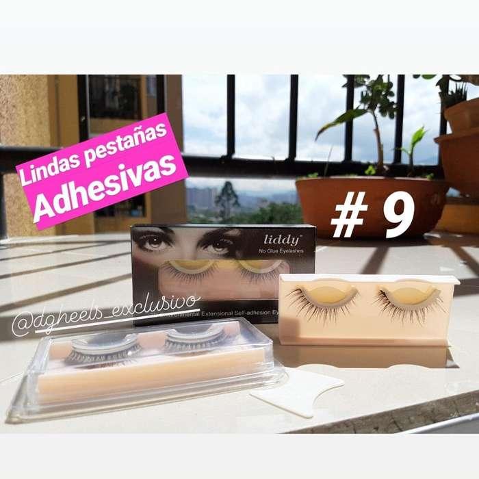 Pestañas Adhesivas