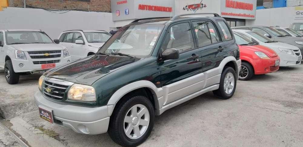 Chevrolet Grand Vitara 2003 - 107224 km